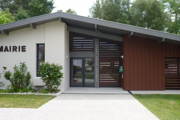 architecte extension mairie